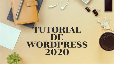 Como Crear un Blog en Wordpress GRATIS [Tutorial 2020 ...
