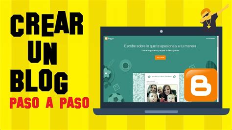 Cómo crear un Blog GRATIS 2020 Crear Blog en BLOGGER FÁCIL ...