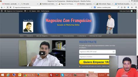 Como Crear Un Blog   Instalar Wordpress  video 1    YouTube