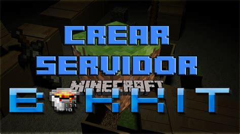 Como crear un server de minecraft 1.7.10   YouTube