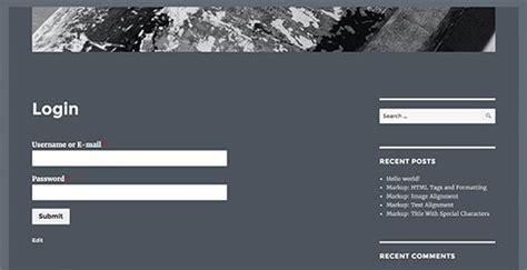 Cómo crear una página de inicio de sesión personalizada ...