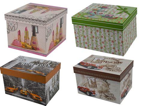 Como decorar cajas de cartón para guardar cosas   ComoHow