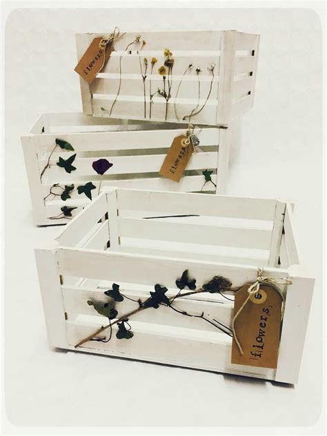 Cómo decorar cajas de madera con flores secas   Astiblog