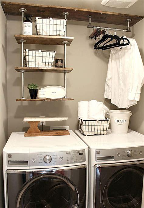 Cómo decorar el lavadero y hacerlo funcional