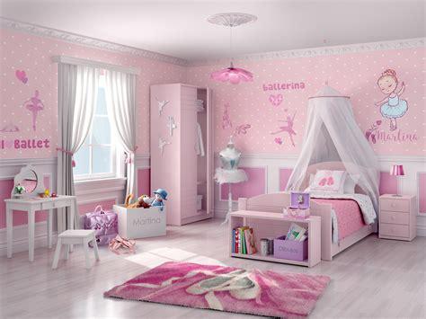 Cómo decorar la habitación de una niña | ok Decoracion