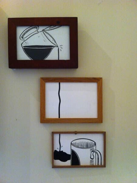 Cómo decorar la pared de la cocina   El Blog de Due Home ...
