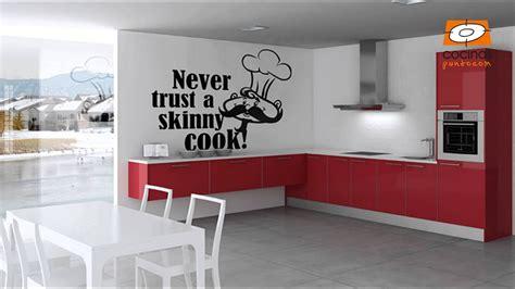 Cómo decorar las paredes de nuestra cocina   YouTube