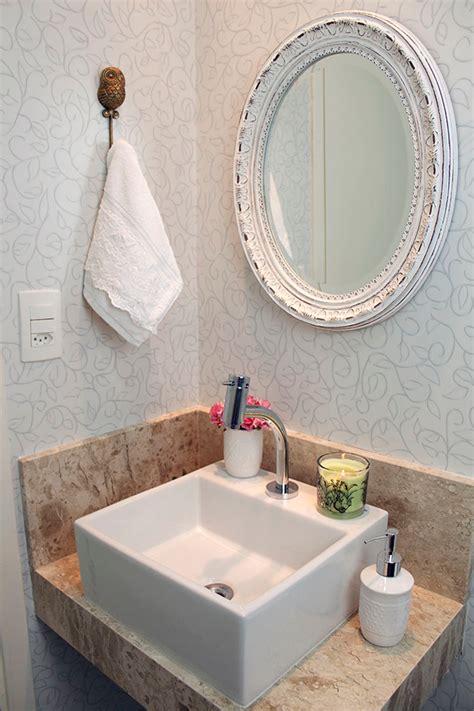 Como decorar lavabos pequenos: 15 modelos inspiradores ...