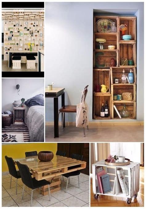 Como decorar tu casa con cajas de madera: ¡30 ideas DIY!