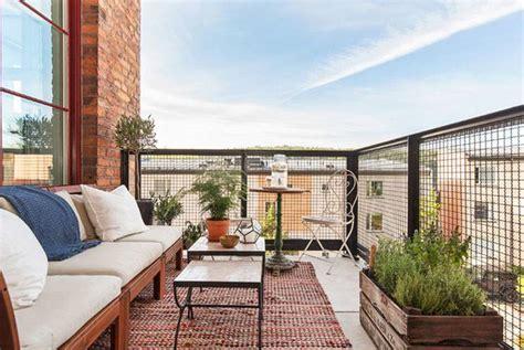 Cómo decorar un balcón: 25 ideas para balcones pequeños