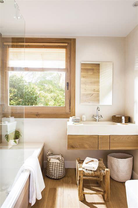 Cómo decorar un baño pequeño y ganar espacio