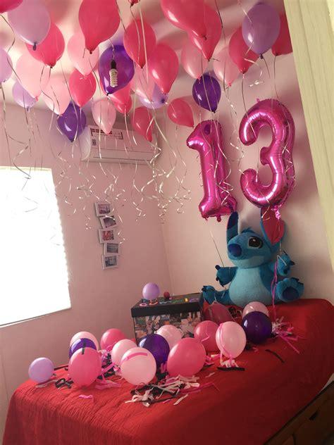 Como Decorar Un Cuarto De Cumpleaños Para Mi Hija   Design ...