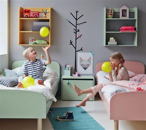 Cómo decorar un cuarto infantil mixto   Casa y Color ...