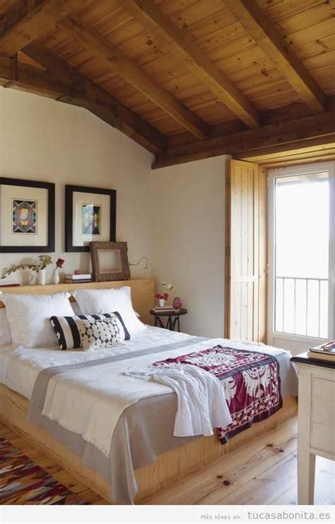 Cómo decorar una casa de campo pequeña y rústica   Tu casa ...