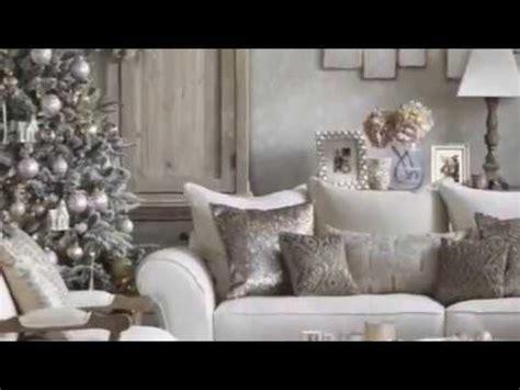 COMO DECORAR UNA SALA PARA NAVIDAD / LIVING ROOM CHRISTMAS ...