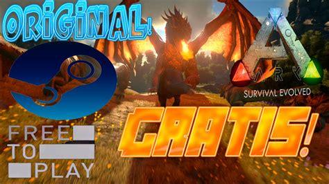 Como Descargar ARK: Survival Evolved Original Gratis Por ...