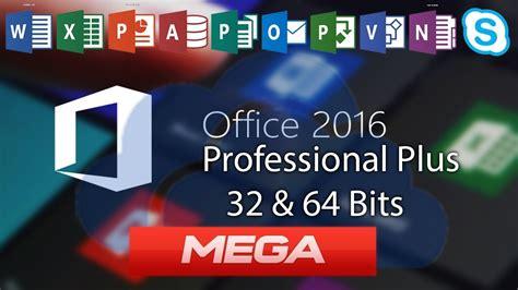 Como Descargar e Instalar Office 2016 Full español gratis ...