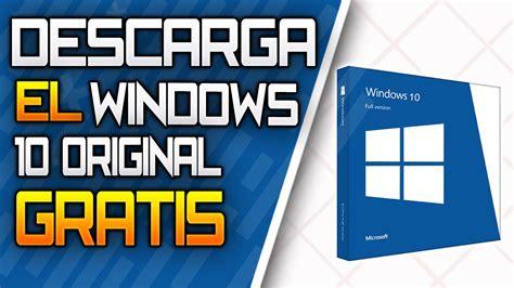 Como Descargar e Instalar Windows 10 Full En Español De 32 ...