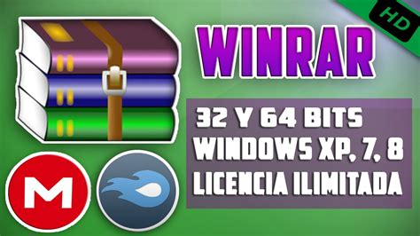 COMO DESCARGAR E INSTALAR WINRAR FULL ULTIMA VERSION 2017 ...