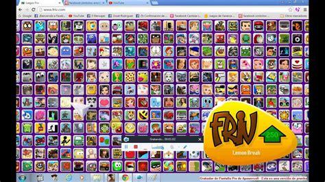 Como Descargar Juegos Friv Mas Facil   YouTube