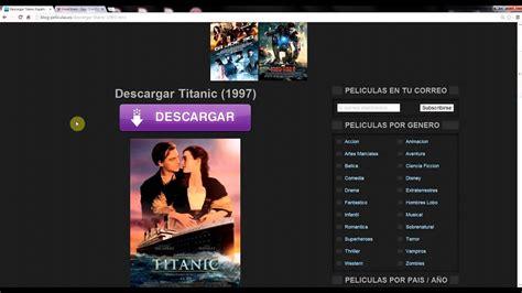Cómo descargar películas ESPAÑOL TOTALMENTE GRATIS Y SIN ...