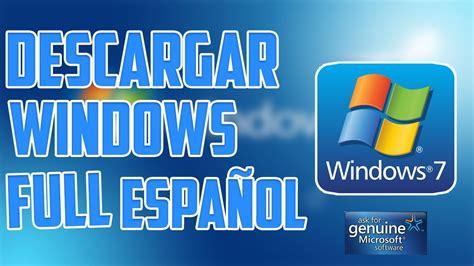 Como Descargar Windows 7 Ultimate Gratis en Español | 32 y ...