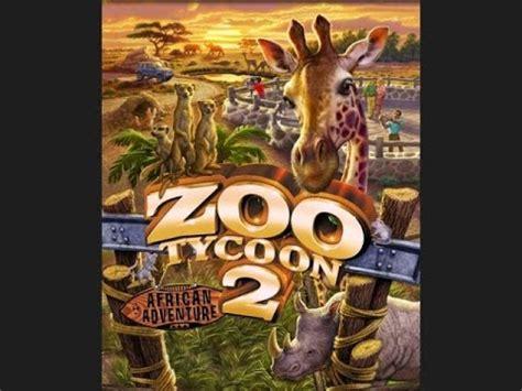 como descargar zoo tycoon 2 portable full en español   YouTube