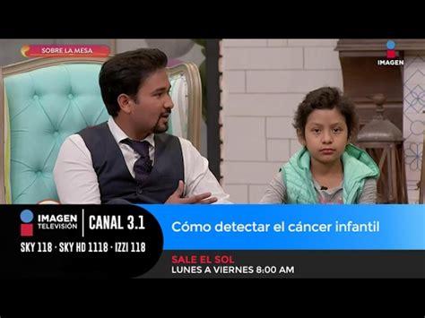 Cómo detectar el cáncer infantil   YouTube