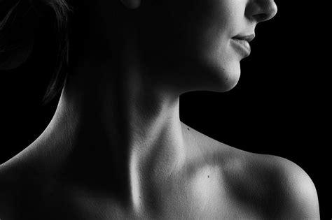 Cómo detectar ganglios inflamados en el cuello   los pasos ...