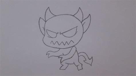 Cómo dibujar a Diablo   YouTube