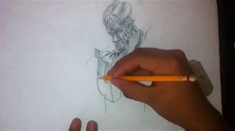 Como Dibujar a.. Mazinger Z Dibujo Acelerado   YouTube