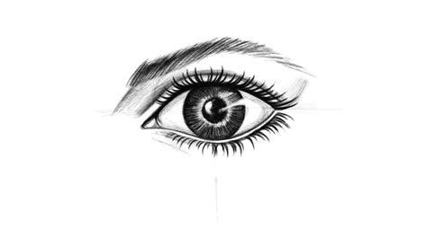 Como dibujar ojos estilo Manga | Kevin Farias