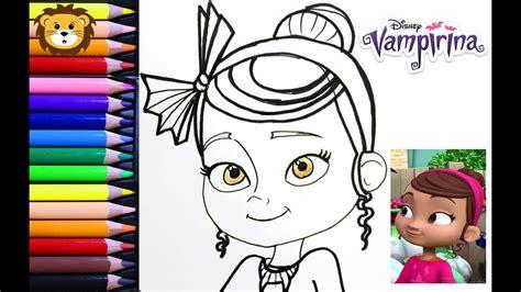 Como Dibujar   Poppi Vampirina   Disney   Dibujos para ...