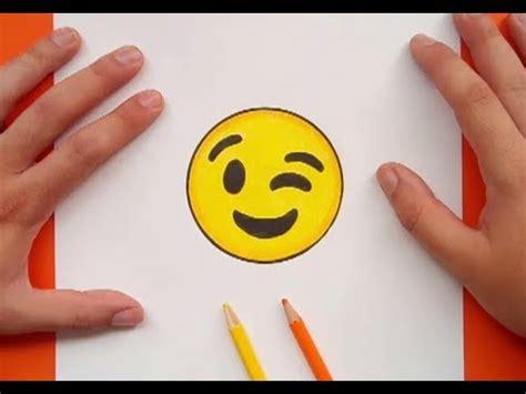 Como dibujar un Emoji paso a paso 10   How to draw an ...