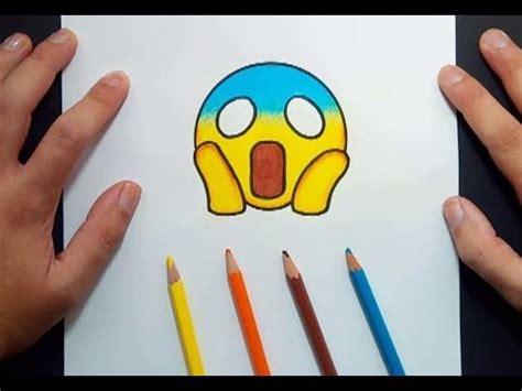 Como dibujar un Emoji paso a paso 6   How to draw an Emoji ...