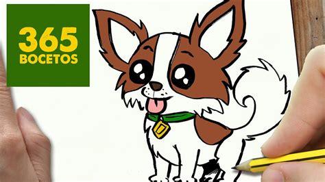 Como Dibujar Un Perro Facil   Cómo hacer un dibujo de un ...
