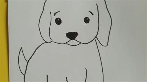 Cómo dibujar un perro fácil.   YouTube
