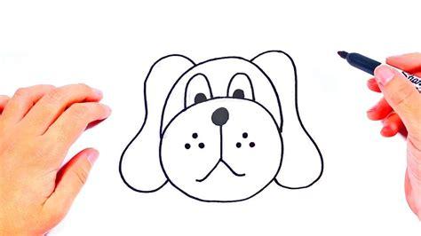 Cómo Dibujar Un Perro Paso A Paso Fácil   Noticias del Perro