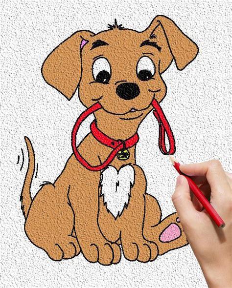 Cómo dibujar un perro   Todo Razas De Perros