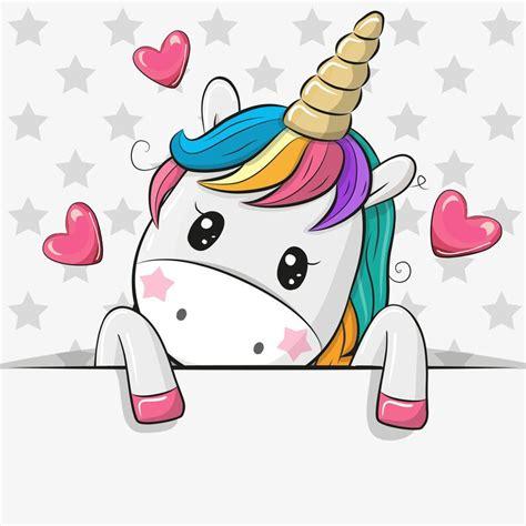 Cómo dibujar un unicornio kawaii   Fotos de amor ...