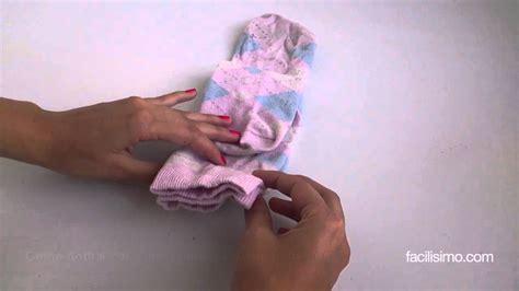 Cómo doblar calcetines para que ocupen menos | facilisimo ...