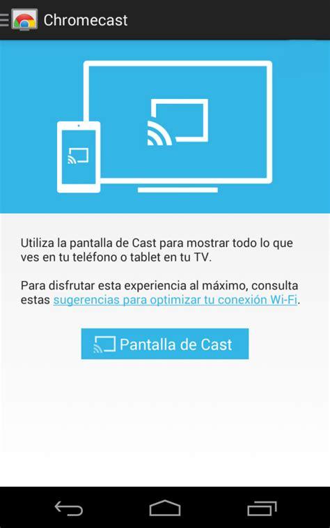 Cómo duplicar la pantalla del móvil en un televisor
