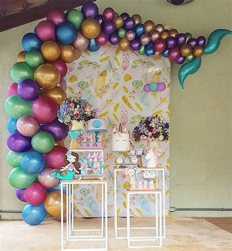 Como elaborar arcos de globos sencillos para fiestas ...