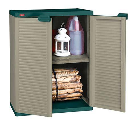 Cómo elegir armarios de exterior   Leroy Merlin