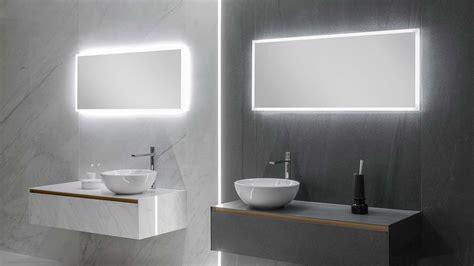 Cómo elegir el espejo de baño: 4 propuestas para 4 baños ...