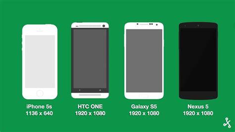 Cómo elegir una pantalla de smartphone: diferencias que ...
