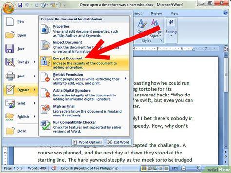 Cómo eliminar contraseñas de Microsoft Word 2007