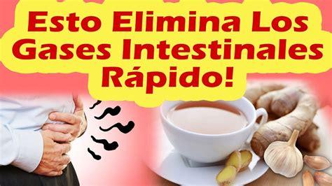COMO ELIMINAR LOS GASES INTESTINALES RÁPIDAMENTE Remedios ...