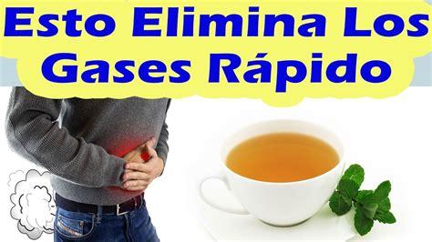 Como Eliminar Los Gases Rápido Con Remedios Para La ...