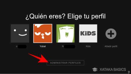 Cómo eliminar tu perfil o borrar tu cuenta de Netflix ...